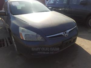 Honda Accord 2006 Sedan VP Automatic Black | Cars for sale in Lagos State, Amuwo-Odofin
