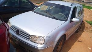 Volkswagen Golf 2001 Variant Silver   Cars for sale in Kaduna State, Kaduna / Kaduna State