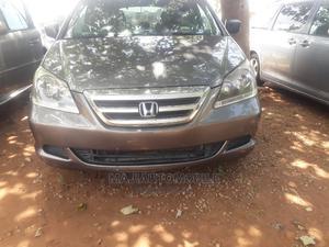 Honda Odyssey 2007 2.4 4WD Gray | Cars for sale in Abuja (FCT) State, Garki 1