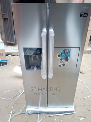 Midea Fridge and Freezer, Dispenser Bar With 2yrs Wrnty.   Kitchen Appliances for sale in Lagos State, Ojo