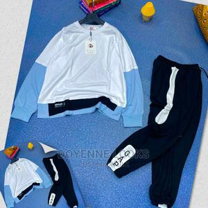 Long Sleeves T-shirts And Trousers. Set   Clothing for sale in Delta State, Oshimili South