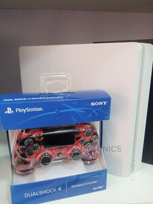 Ps4 Slim, Fifa 21 Mk 11, 7 Free Trial Games And Controller   Video Game Consoles for sale in Anambra State, Anambra East