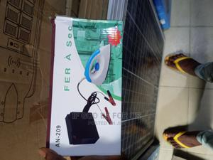 150watts Solar Iron | Home Appliances for sale in Lagos State, Ojo
