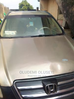 Honda CR-V 2006 Gold | Cars for sale in Lagos State, Egbe Idimu