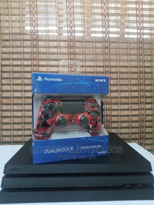 Ps4 Pro, FIFA 21, Mk11, 5 Free Trial Games 2 Controller | Video Game Consoles for sale in Rivers State, Port-Harcourt