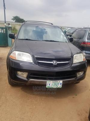 Acura MDX 2003 3.5L 4x4 Black   Cars for sale in Lagos State, Ikeja