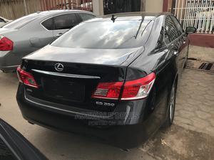 Lexus ES 2012 350 Black   Cars for sale in Lagos State, Ikeja