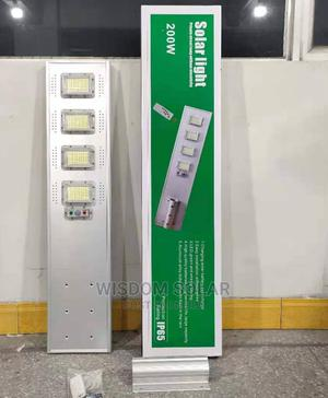 200W All in One Solar Street Lights   Solar Energy for sale in Lagos State, Ikeja