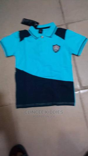 T Shirt Polo | Children's Clothing for sale in Lagos State, Ifako-Ijaiye