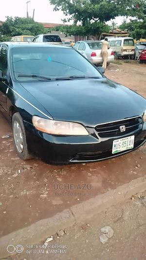 Honda Accord 2000 Green | Cars for sale in Lagos State, Alimosho