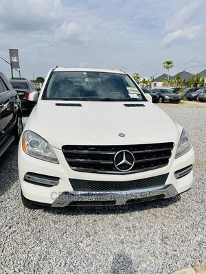 Mercedes-Benz M Class 2013 White   Cars for sale in Abuja (FCT) State, Wuse 2