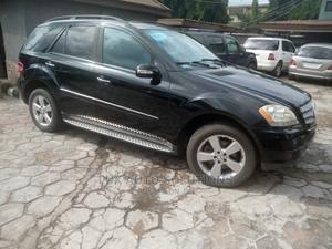 Mercedes-Benz M Class 2007 ML 500 4Matic Black | Cars for sale in Imo State, Owerri