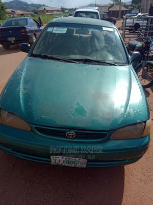Toyota Corolla 1999 Automatic Green | Cars for sale in Ekiti State, Ado Ekiti