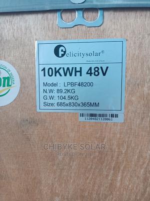 Felicity Lithium Battery 10kw/48v | Solar Energy for sale in Lagos State, Ikeja
