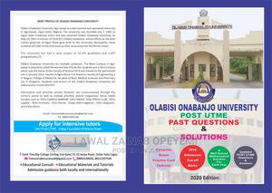Olabisi Onabanjo University Post Utme Past Questions | Child Care & Education Services for sale in Lagos State, Yaba