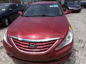 Hyundai Sonata 2012 Red   Cars for sale in Lagos State, Lekki
