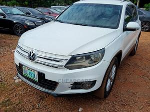 Volkswagen Tiguan 2012 2.0 S White | Cars for sale in Abuja (FCT) State, Central Business Dis