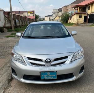Toyota Corolla 2011 Silver | Cars for sale in Abuja (FCT) State, Wuye