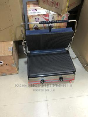 Gas Panini Grill/Shawarma Toaster | Restaurant & Catering Equipment for sale in Rivers State, Port-Harcourt