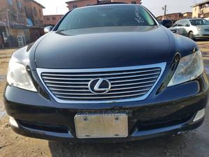 Lexus LS 2007 460 Black | Cars for sale in Lagos State, Ojo