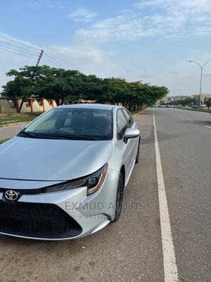 Toyota Corolla 2020 LE Silver   Cars for sale in Abuja (FCT) State, Central Business Dis