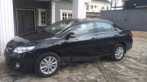 Toyota Corolla 2012 Black   Cars for sale in Lagos State, Ogudu