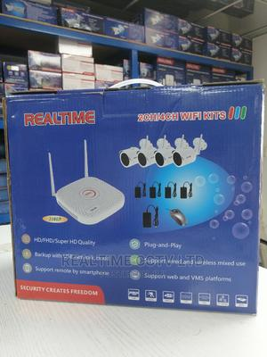 Realtime Wireless/Wired CCTV Combo   Security & Surveillance for sale in Abuja (FCT) State, Maitama