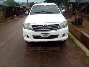 Toyota Hilux 2009 White   Cars for sale in Osun State, Ife