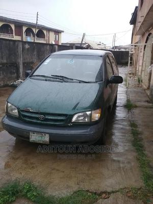 Toyota Sienna 1999 CE Green | Cars for sale in Lagos State, Alimosho