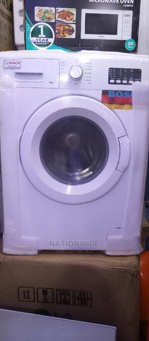 10kg Bosch Washing Machine With 2years Warranty   Home Appliances for sale in Lagos State, Ojo