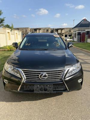 Lexus RX 2013 350 FWD Black | Cars for sale in Abuja (FCT) State, Wuye