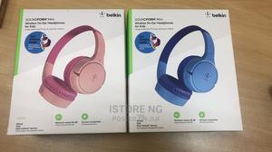 Belkin Soundform Mini Wireless on Ear Headphones for Kids   Accessories for Mobile Phones & Tablets for sale in Abuja (FCT) State, Wuse 2