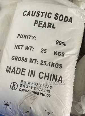 Caustic Soda Pearl   Manufacturing Materials for sale in Lagos State, Ikorodu