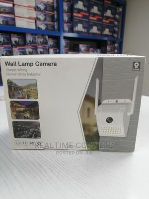 Wall Lamp LED Wi-Fi Camera   Security & Surveillance for sale in Abuja (FCT) State, Maitama