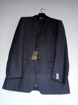 High Quality Blue Black Suit   Clothing for sale in Lagos State, Victoria Island