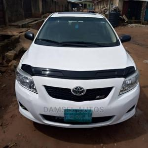 Toyota Corolla 2010 White | Cars for sale in Lagos State, Abule Egba