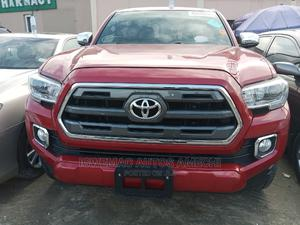 Toyota Tacoma 2016 4dr Double Cab Red   Cars for sale in Lagos State, Amuwo-Odofin