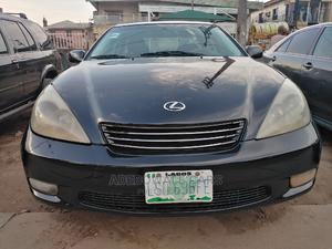 Lexus ES 2004 330 Sedan Black   Cars for sale in Lagos State, Ikorodu