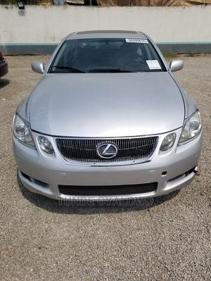 Lexus GS 2008 350 AWD Silver   Cars for sale in Lagos State, Ikorodu
