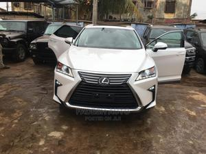 Lexus RX 2017 350 FWD White | Cars for sale in Lagos State, Ikeja