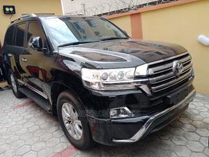 Toyota Land Cruiser 2017 4.0 V6 GXR Black | Cars for sale in Lagos State, Surulere