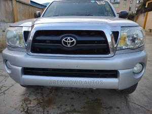 Toyota Tacoma 2006 PreRunner Access Cab Silver | Cars for sale in Lagos State, Ejigbo