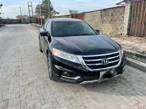 Honda Accord CrossTour 2014 EX-L AWD Black | Cars for sale in Lagos State, Lekki