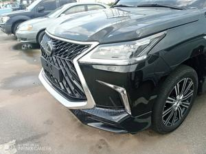 New Lexus LX 2020 Black | Cars for sale in Abuja (FCT) State, Central Business District