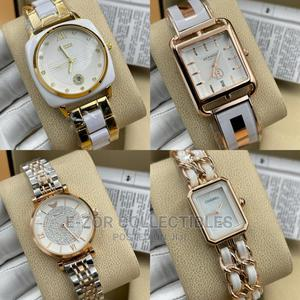 Hermes/Guess/Chanel/Emporio Armani/ Female Wristwatches    Watches for sale in Lagos State, Lekki
