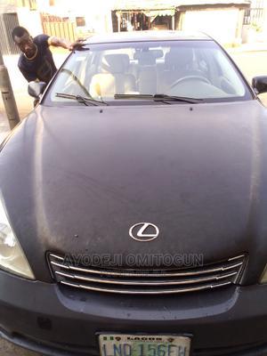 Lexus ES 2004 330 Sedan Black   Cars for sale in Lagos State, Abule Egba
