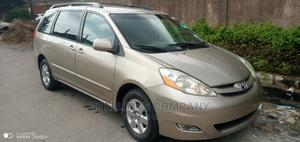 Toyota Sienna 2006 XLE FWD Gold | Cars for sale in Lagos State, Ikeja