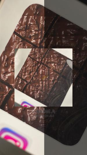 Fudgy Chocolate Brownies   Meals & Drinks for sale in Lagos State, Lekki