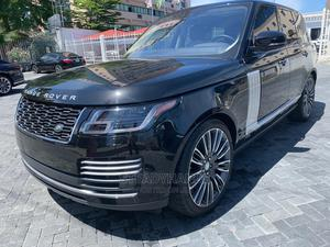 New Land Rover Range Rover Sport 2020 Autobiography 4x4 Black   Cars for sale in Lagos State, Victoria Island