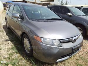 Honda Civic 2008 1.8i-Vtec VXi Automatic Gray   Cars for sale in Kaduna State, Kaduna / Kaduna State